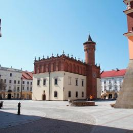 Image: In and around Tarnów