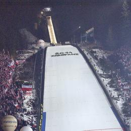 Image: We would like to invite you to Zakopane for the Ski Jumping World Cup event, which will take place on 26th – 28th of January.